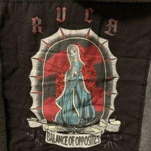 RVCA crew neck/hoodie. Small